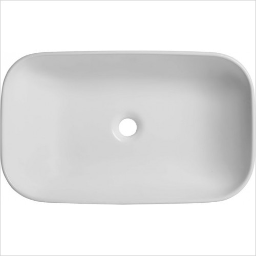Roper Rhodes Washbasins - Rapport Scoop Ceramic Basin 580 x 350mm