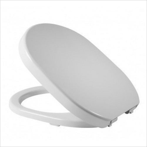 Roper Rhodes Toilet Seats - Zest 500mm Soft Close Toilet Seat