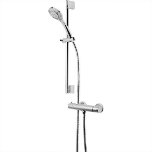 Roper Rhodes Brassware - Event Thermostatic BTM Outlet Shower