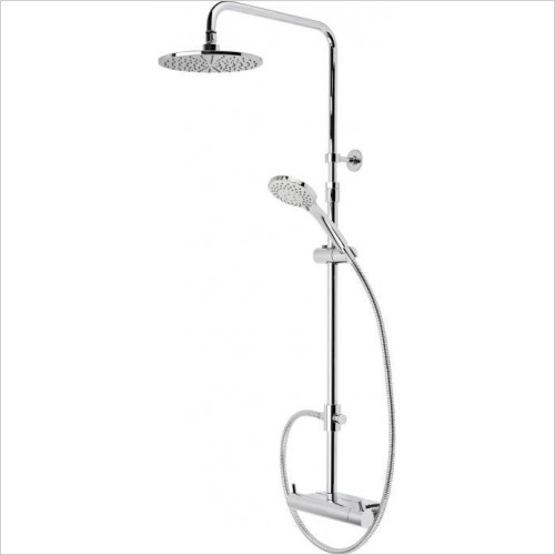 Roper Rhodes Brassware - Storm BV Shower System With Fix Cover