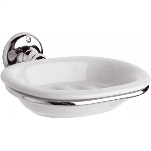 Bayswater Bathroom Accessories - Soap Dish