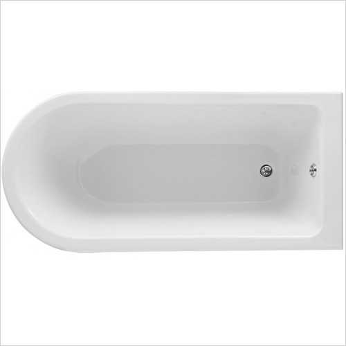 Bayswater Baths - 1500mm Single Ended Freestanding Shower Bath