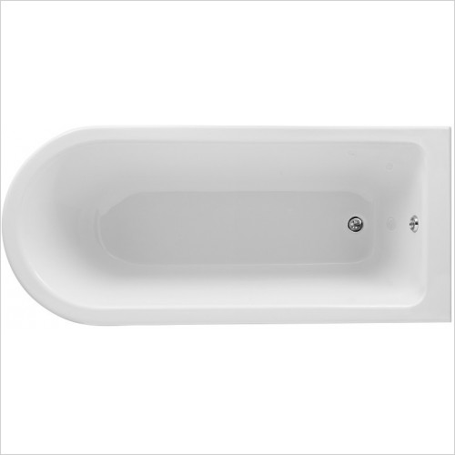 Bayswater Baths - 1700mm Single Ended Freestanding Shower Bath