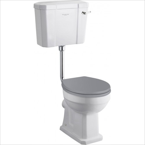 Bayswater Toilets - Fitzroy Comfort Height Pan (High/Low Level)