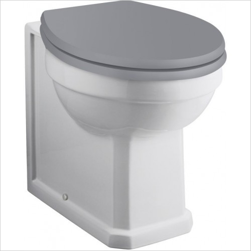 Bayswater Toilets - Fitzroy Comfort Height Pan