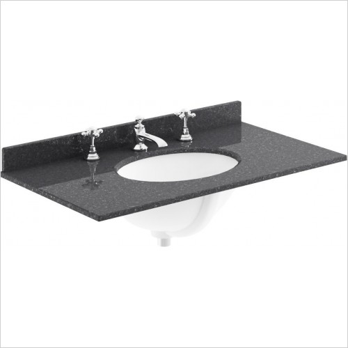 Bayswater Washbasins - 800mm Single Bowl