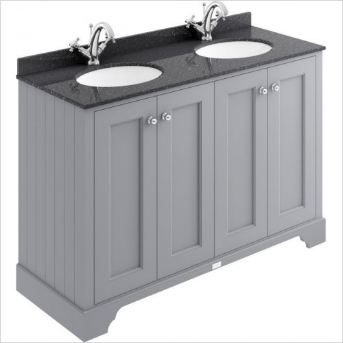 Bayswater Furniture - 1200mm 4-Door Basin Cabinet