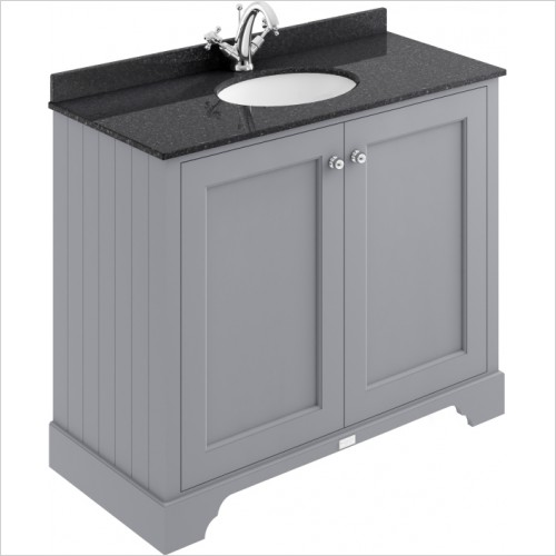 Bayswater Furniture - 1000mm 2-Door Basin Cabinet