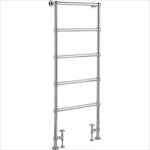 Bayswater Radiatores - Juliet Floor Mounted Towel Rail