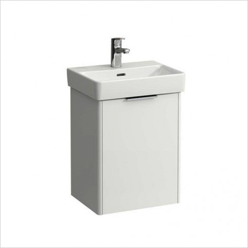 Bathwise Washbasin & Furniture - Flex-line left hand hinged vanity unity only
