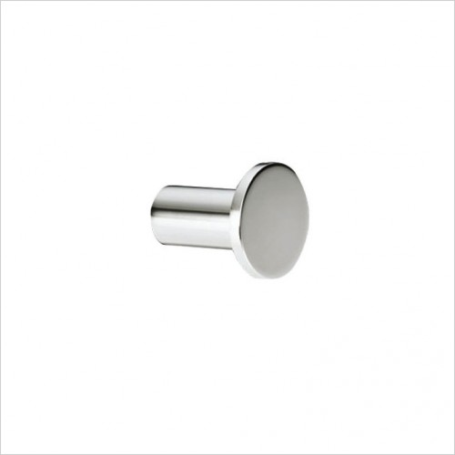 Bathwise Accessories - Pure-line small robe hook