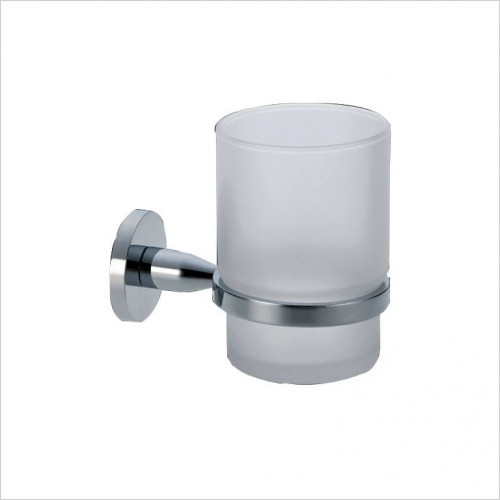 Bathwise Accessories - Pure-line tumbler holder