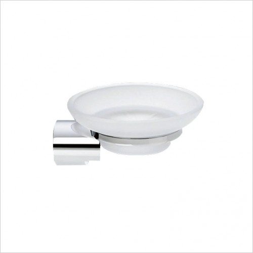 Bathwise Accessories - Round-line soap dish