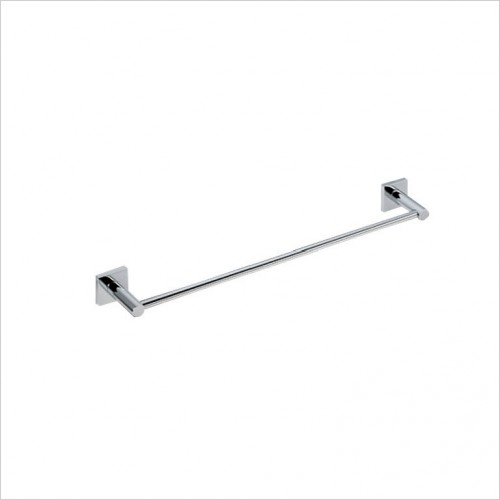 Bathwise Accessories - Square-line towel rail 550mm