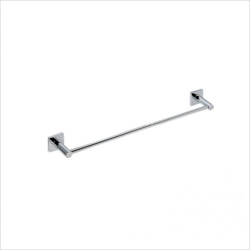 Bathwise Accessories - Square-line towel rail 450mm