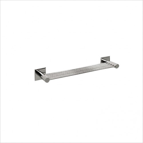 Bathwise Accessories - Square-line shower shelf