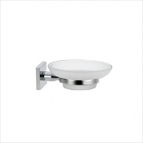 Bathwise Accessories - Square-line soap dish