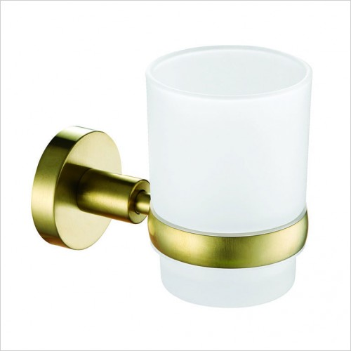 Bathwise Accessories - Colour-line II tumbler holder