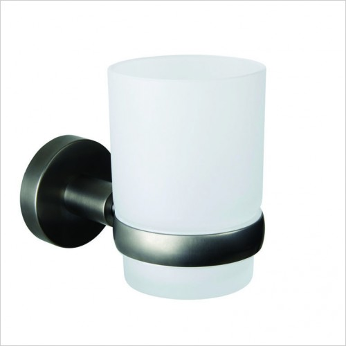 Bathwise Accessories - Colour-line III tumbler holder