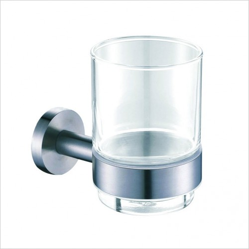 Bathwise Accessories - Colour-line IV tumbler holder