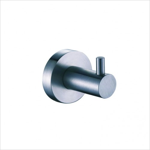 Bathwise Accessories - Colour-line IV robe hook