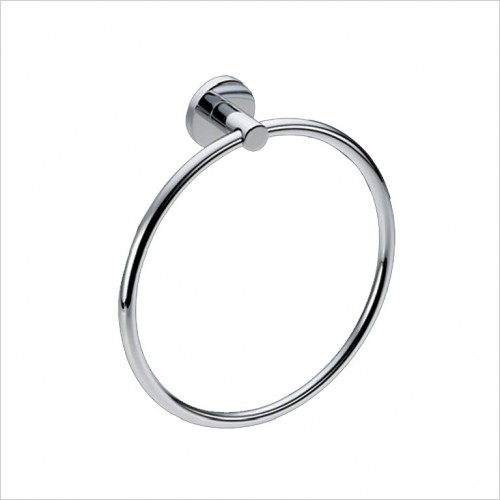 Bathwise Accessories - Comfort-line towel ring