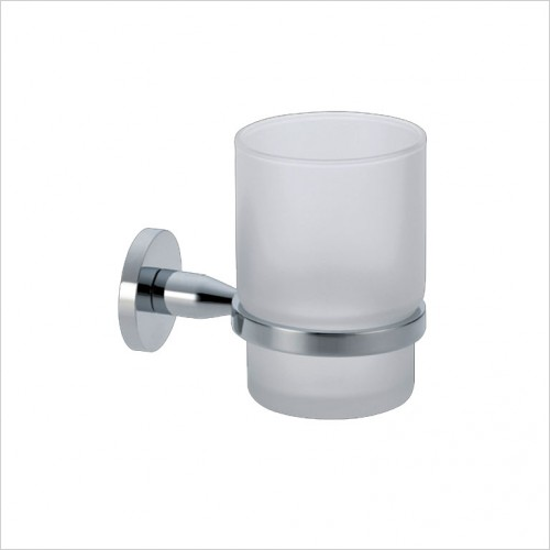 Bathwise Accessories - Comfort-line tumbler holder