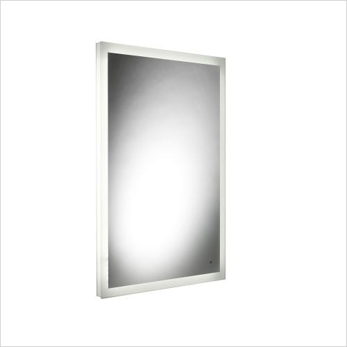 Bathwise Mirror/Cabinets - Grace-line 600mm illuminated mirror