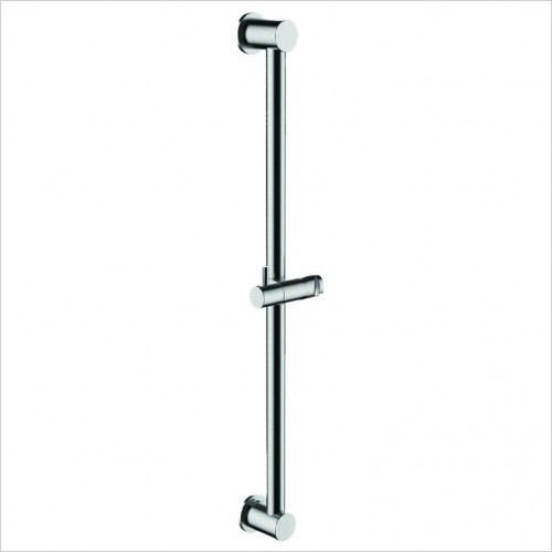 Bathwise brassware - Colour-line IV 600mm slide rail only