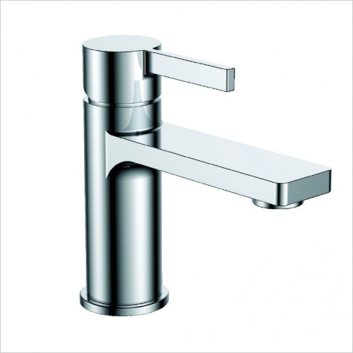 Bathwise brassware - Smart-line mini basin mixer excluding waste