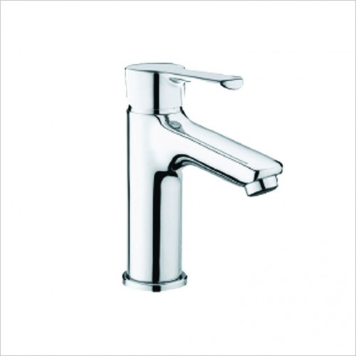 Bathwise brassware - Pro-line bain mixer with brass pop up waste