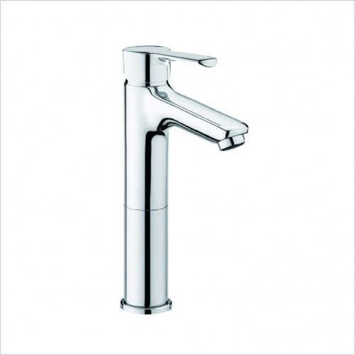 Bathwise brassware - Pro-line tall basin mixer excluding waste