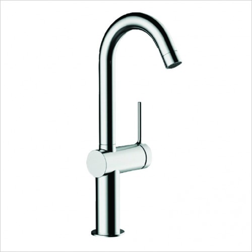 Bathwise brassware - Comfort-line side lever basin mixer excluding waste