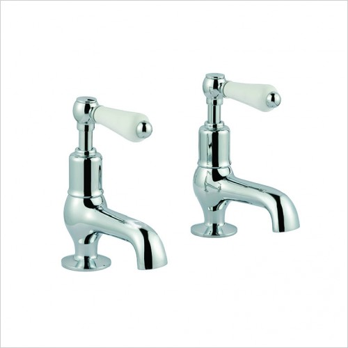 Bathwise brassware - Oxford-line II lever cloakroom basin taps