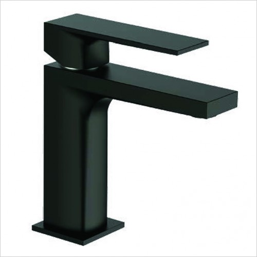 Bathwise brassware - colour-line VII basin mixer including click waste