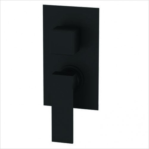 Bathwise brassware - Colour-line VII 2 outlet manual valve