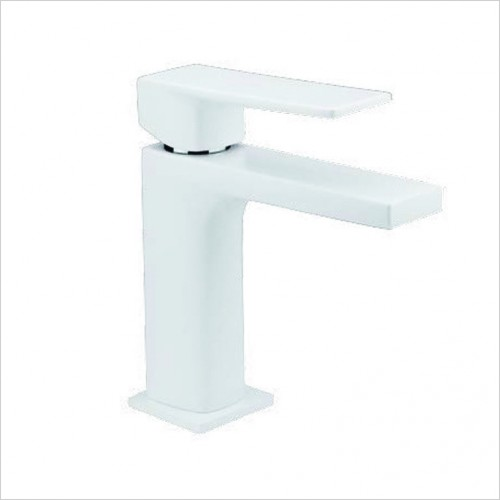 Bathwise brassware - Colour-line VIII basin mixer with click waste
