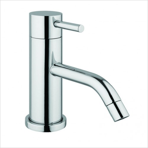 Bathwise brassware - Clean-line basin mixer slim excluding waste