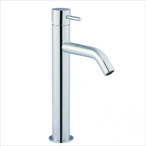 Bathwise brassware - Clean-line tall basin mixer excluding waste