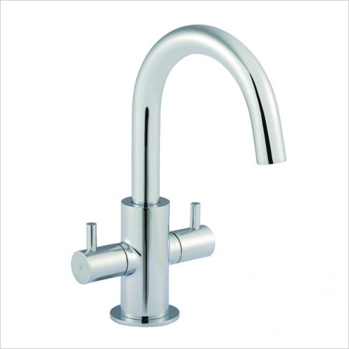 Bathwise brassware - Clean-line svivel spout basin mixer excluding waste