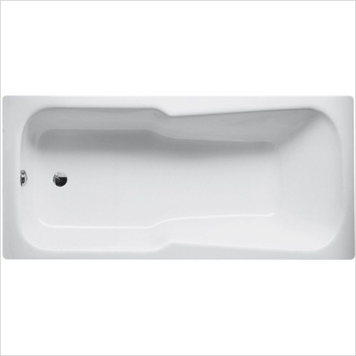 Bette Baths - Set Bath 150 x 75 x 38cm 2TH, Twin Grips, Anti Slip