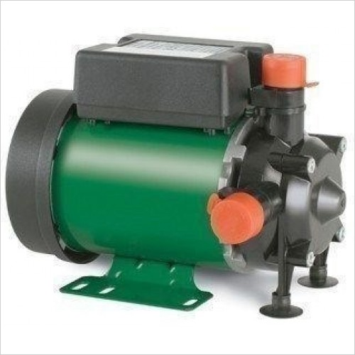 Salamander Pumps - 2.5 Bar Single End Positive Head Shower Pump