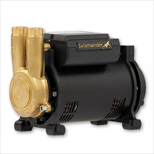 Salamander Pumps - 3.0 Bar Single Ended Shower Pump Positive Head Regenerative