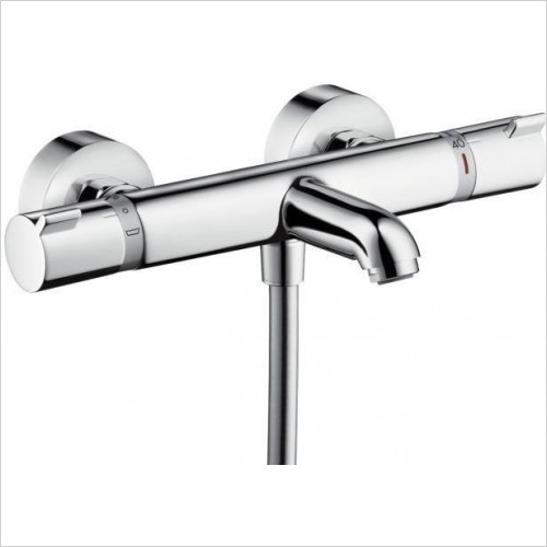 Hansgrohe Brassware - Ecostat Comfort Exposed Thermostatic Bath Mixer