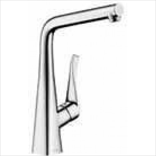 Hansgrohe Brassware - Metris Single Lever Kitchen Mixer