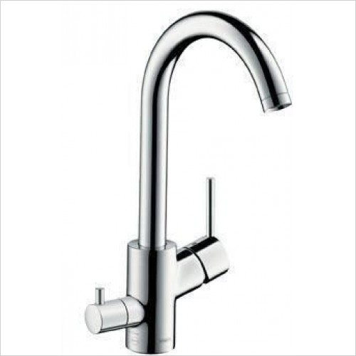 Hansgrohe Brassware - Talis S2 Variarc Kitchen Mixer With Shut Off