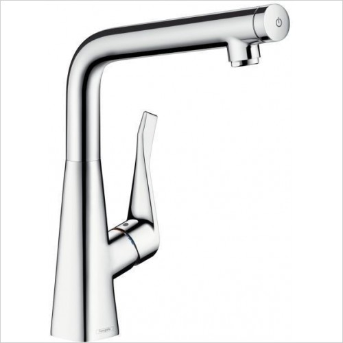 Hansgrohe Brassware - Metris Select Kitchen Mixer