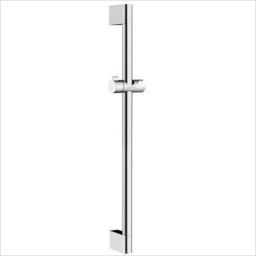 Hansgrohe Brassware - Unica Croma Wall Bar 650mm Without Shower Hose