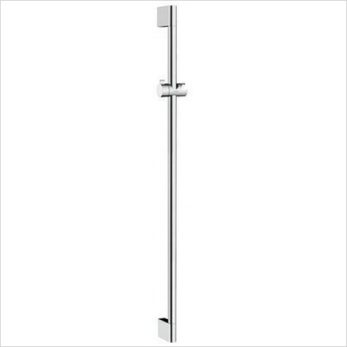 Hansgrohe Brassware - Unica Croma Wall Bar 900mm Without Shower Hose