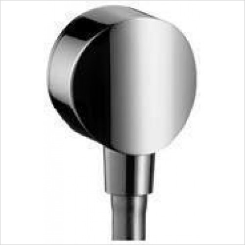 Hansgrohe Brassware - Fixfit S Wall Mounted Wall Outlet